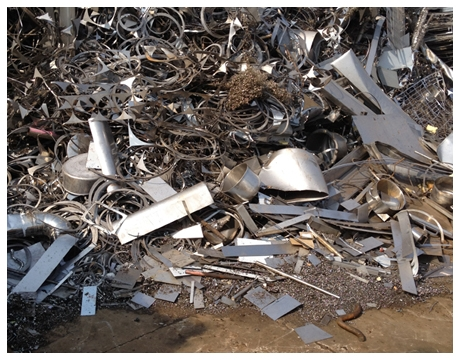 riciclo metalli non ferrosi